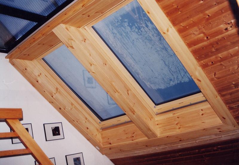 Innenfutter f r dachfl chenfenster tischlerei klaus gartmann - Innenfutter dachfenster ...
